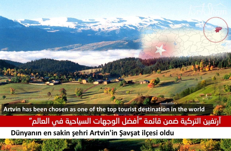 آرتفين التركية ضمن قائمة