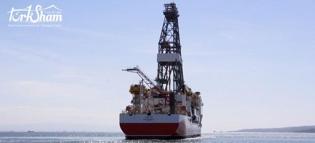 فاتح أول سفينة تركية محلية الصنع تبحر للتنقيب عن النفط في المتوسط