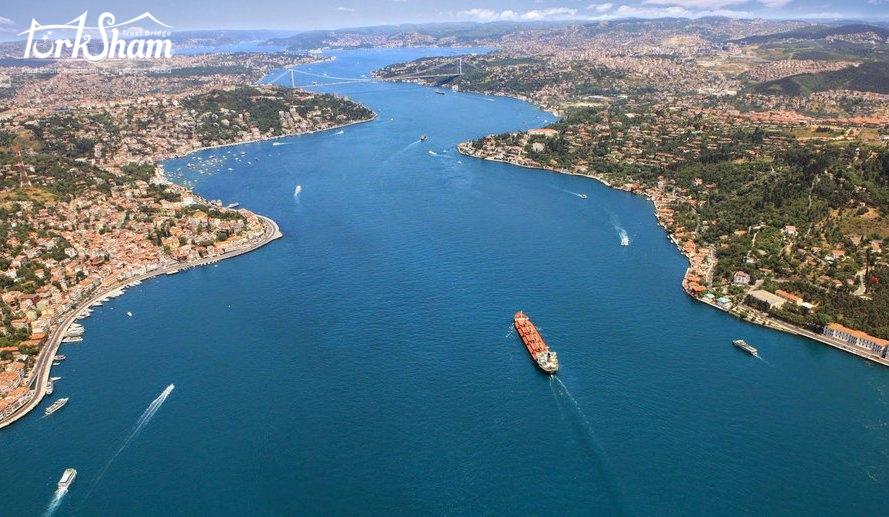 تغييرات جديدة في مشروع قناة إسطنبول البحرية