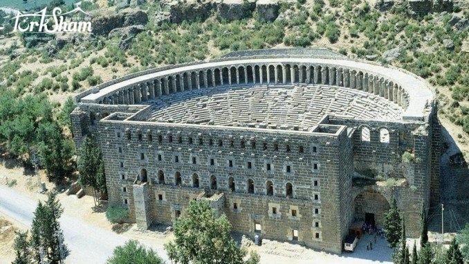جنوب تركيا غني بالآثار الإغريقية