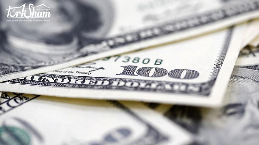 الدولار ينخفض لأدنى مستوى أمام الليرة التركية خلال الاسبوع الحالي