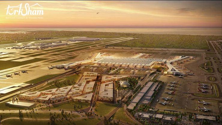 نائب اردوغان: مطار إسطنبول الثالث سيوفر ربع مليون فرصة عمل وسيكون ماركة مسجلة