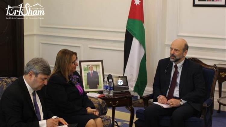 وزيرة التجارة التركية: نبحث تجديد الأتفاقات التجارية مع الأردن