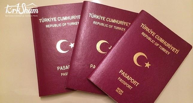الحصول على الجنسية التركية خلال 45يوم فقط !