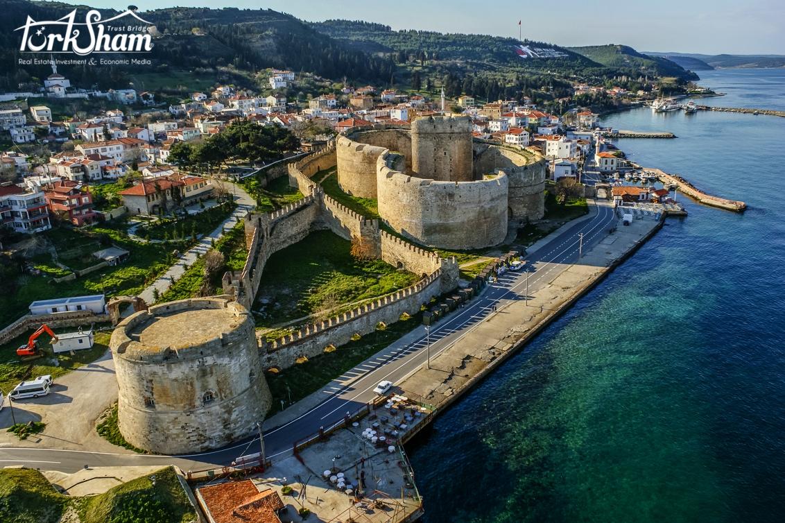 توليد الطاقة الكهربائية من القمامة في المناطق السياحية التركية
