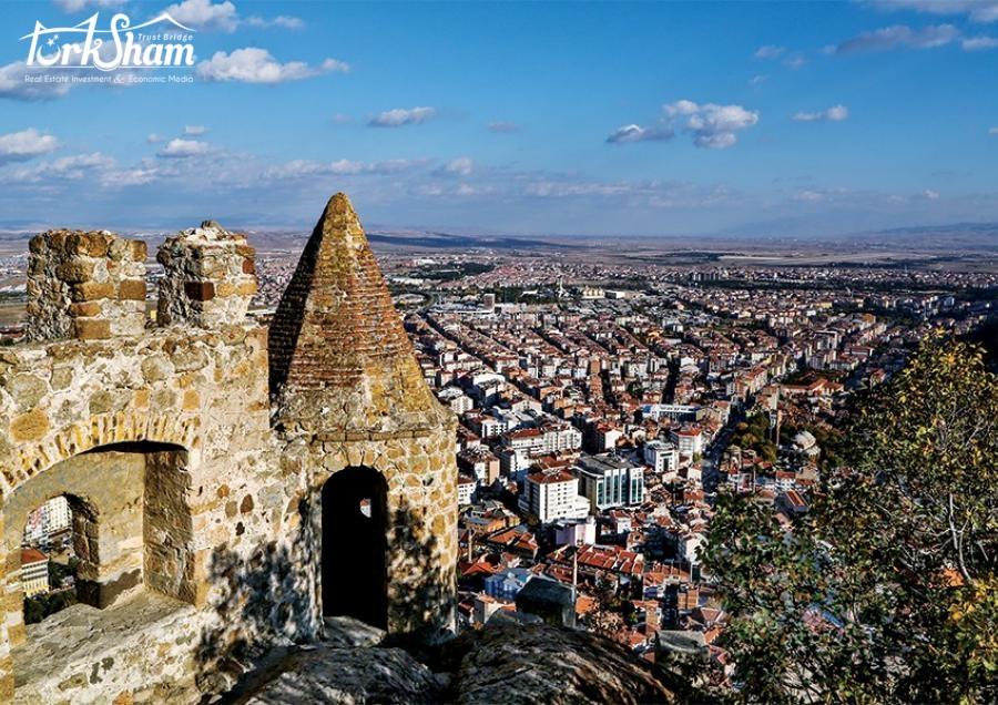 كيف ستطور البلدية هذه المنطقة في قلب تركيا خلال100 يوم