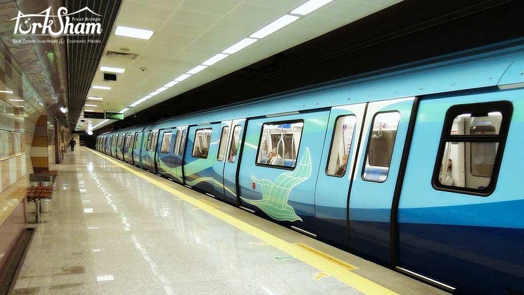 مسؤول تركي يكشف موعد افتتاح خط مترو مطار صبيحة غوكتشين بمدينة إسطنبول