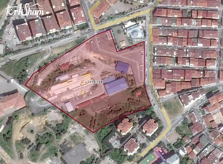 الأرض الأغلى سعراً في اسطنبول تم بيعها بالفعل والمالك السابق البلدية !