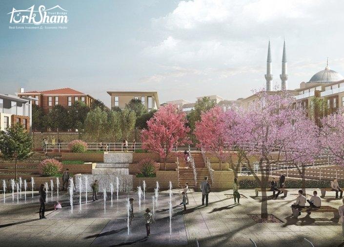 الديار القطرية تعيد إحياء وتطوير منطقة السليمانية التاريخية في إسطنبول