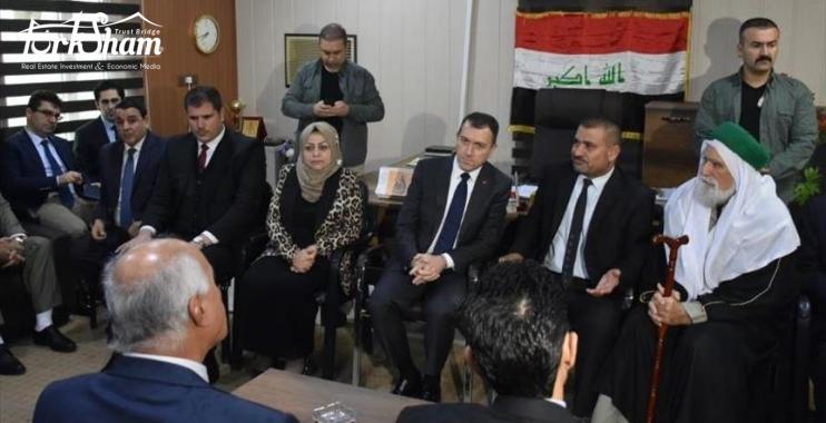 خبر سار للعراقيين حول منح التأشيرة التركية