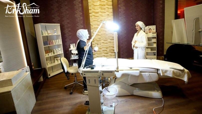 تركيا تسعى إلى تصدر دول العالم في السياحة العلاجية .