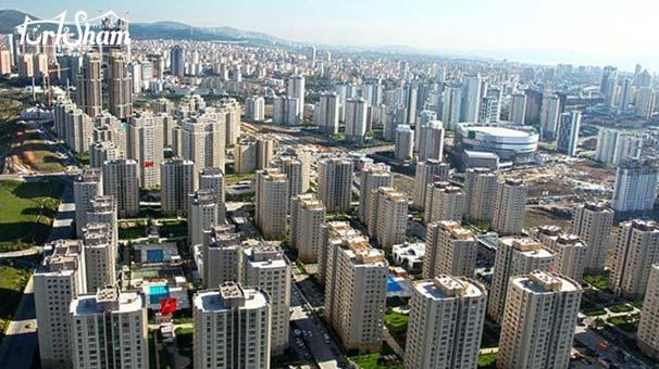 ارتفاع حجم مبيعات سوق العقارات التركية في عام 2018 إلى 1.4 مليون شقة سكنية.