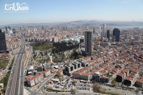 وفقا لمسح اينديكسا ، انخفضت أسعار الإيجار في اسطنبول بنسبة 2.89 في المئة في العام الماضي