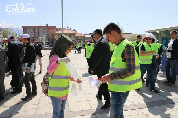 اول مدينة في تركيا خالية من النفايات