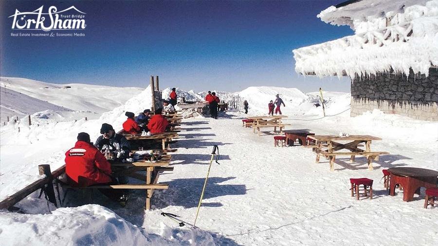 سياحة التزلج على الجليد وتسلق الجبال في ولاية أرضروم