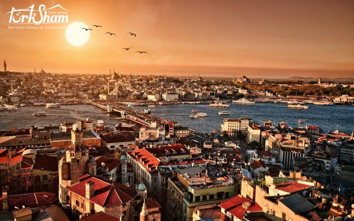 مستوى المعيشة في تركيا أقل بنسبة 40% من الولايات المتحدة الأمريكية