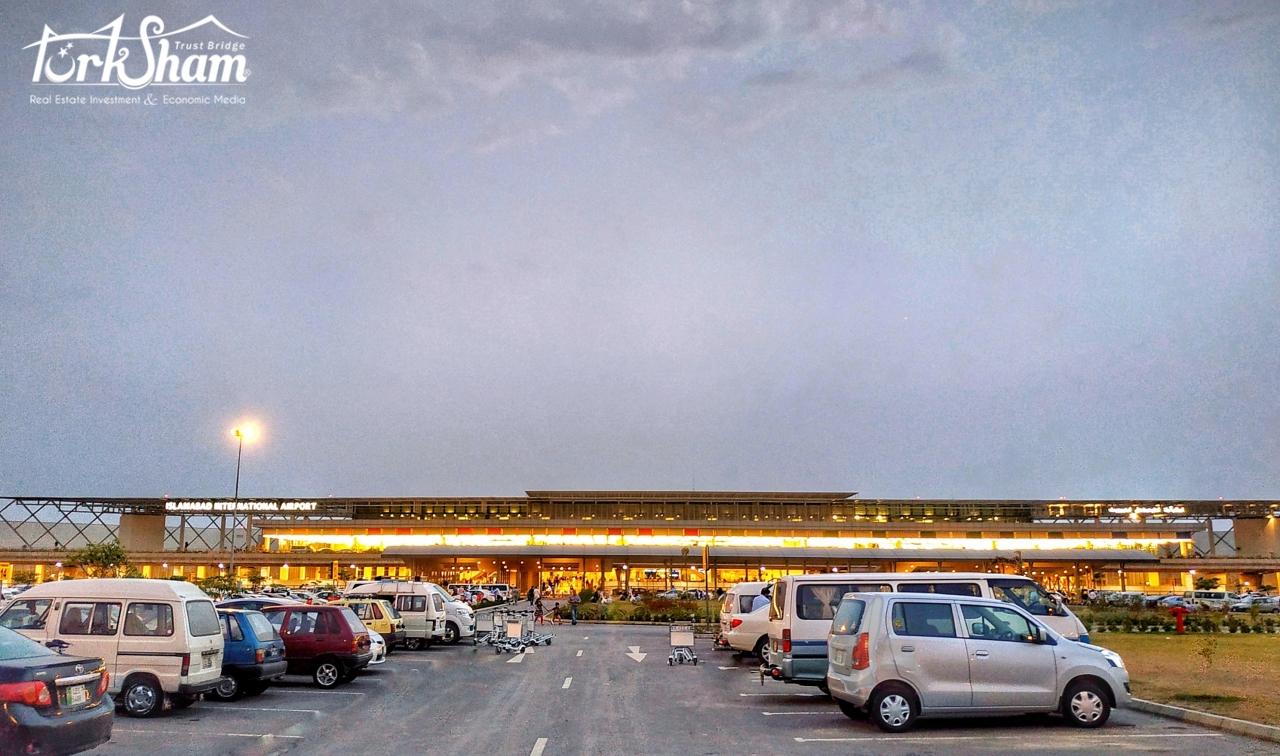 أجرة مواقف السيارات في مطار اسطنبول الجديد