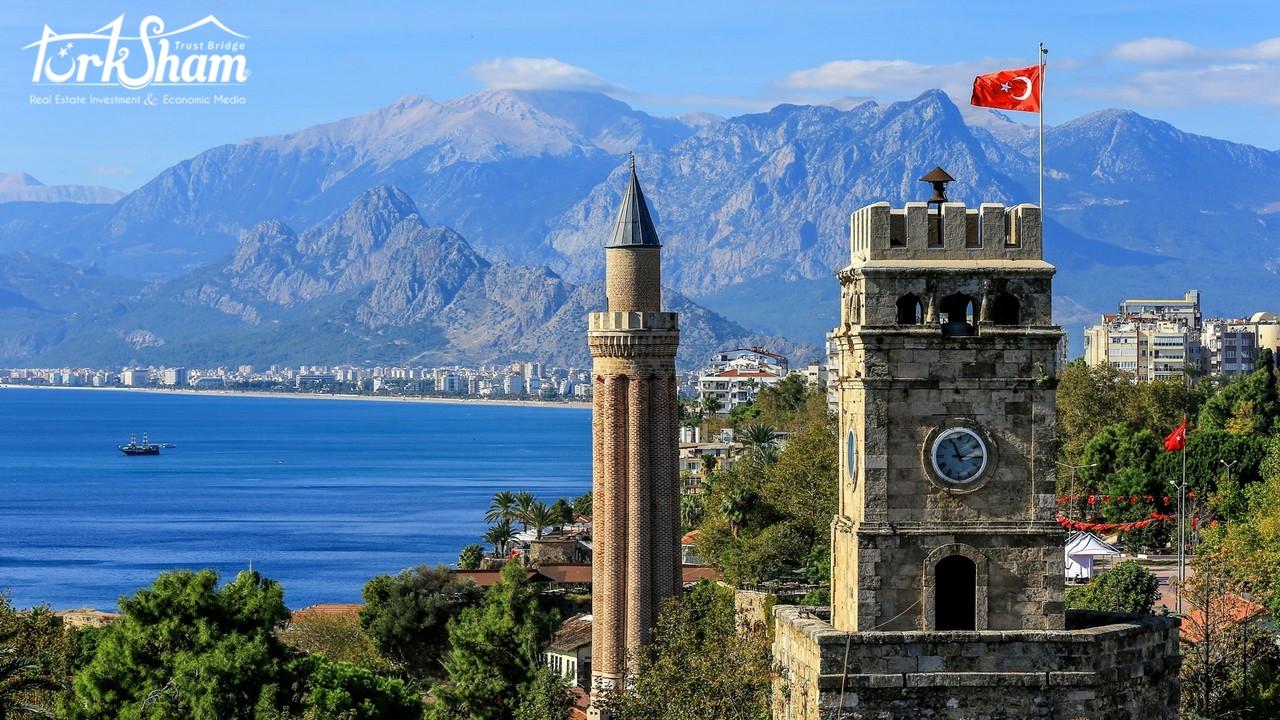 ولاية انطاليا تستعد لتكون العاصمة السياحية لاوربا