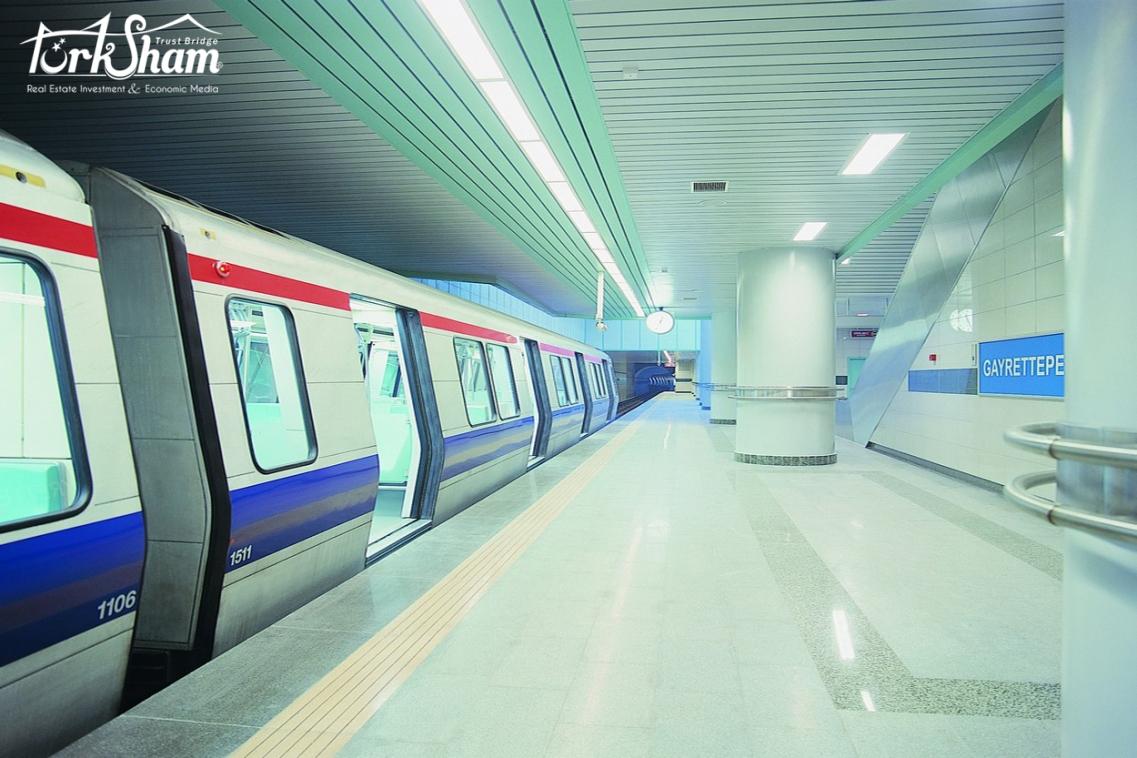 مترو إسطنبول في شهر رمضان المبارك