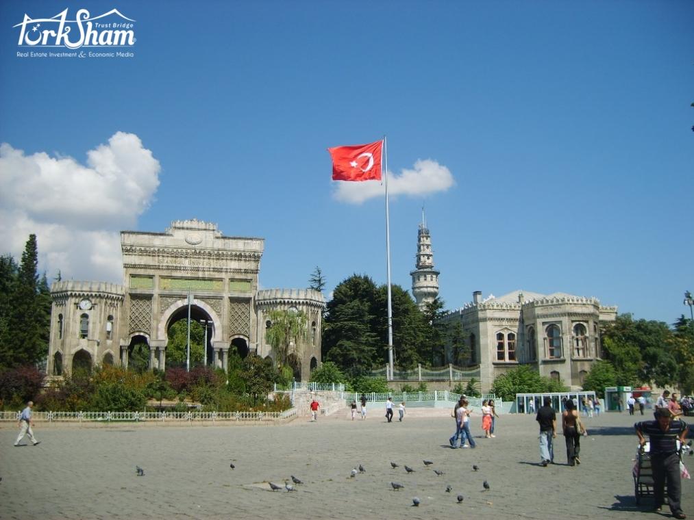مجلس التعليم العالي التركي يصدر تعديلات عن قبول الطلاب الاجانب :