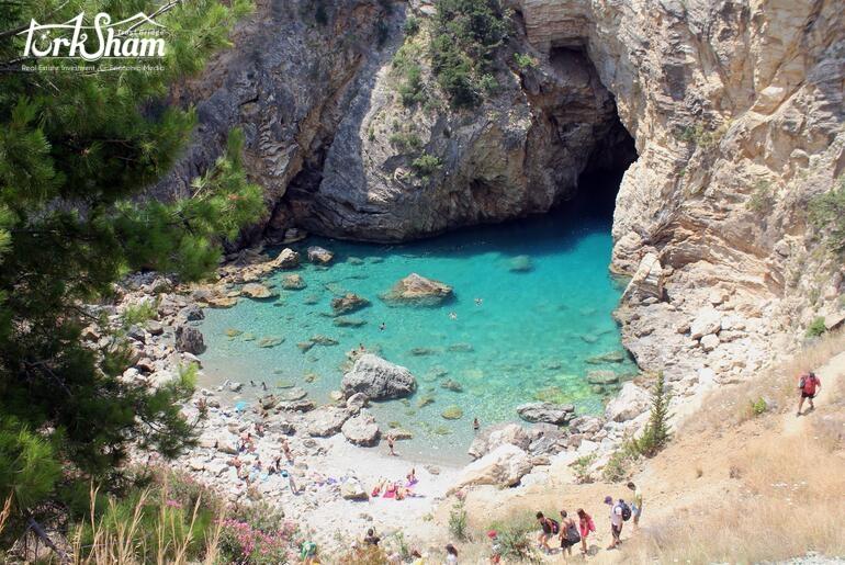 منطقة مميزة في اطراف انطاليا تجذب السياح الاجانب والاتراك إليها