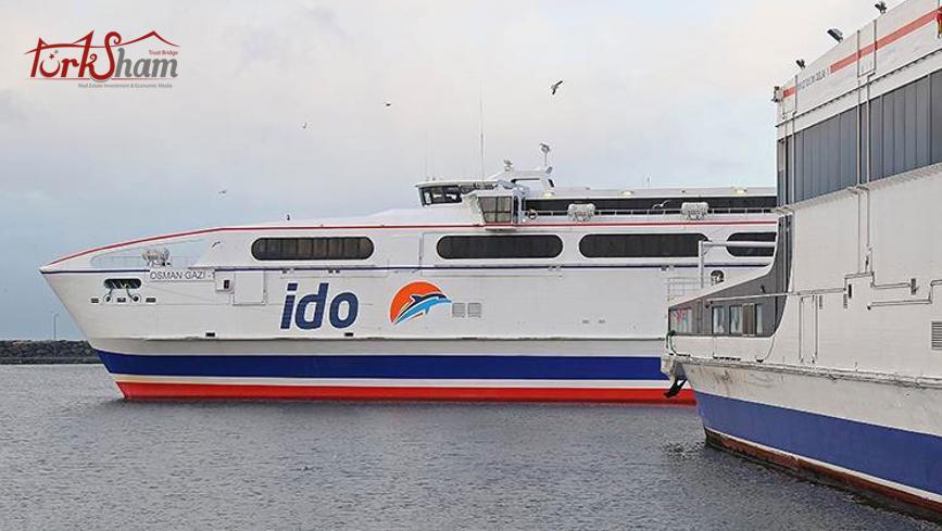 مواقف مجانية لركاب التكسي البحري في اسطنبول