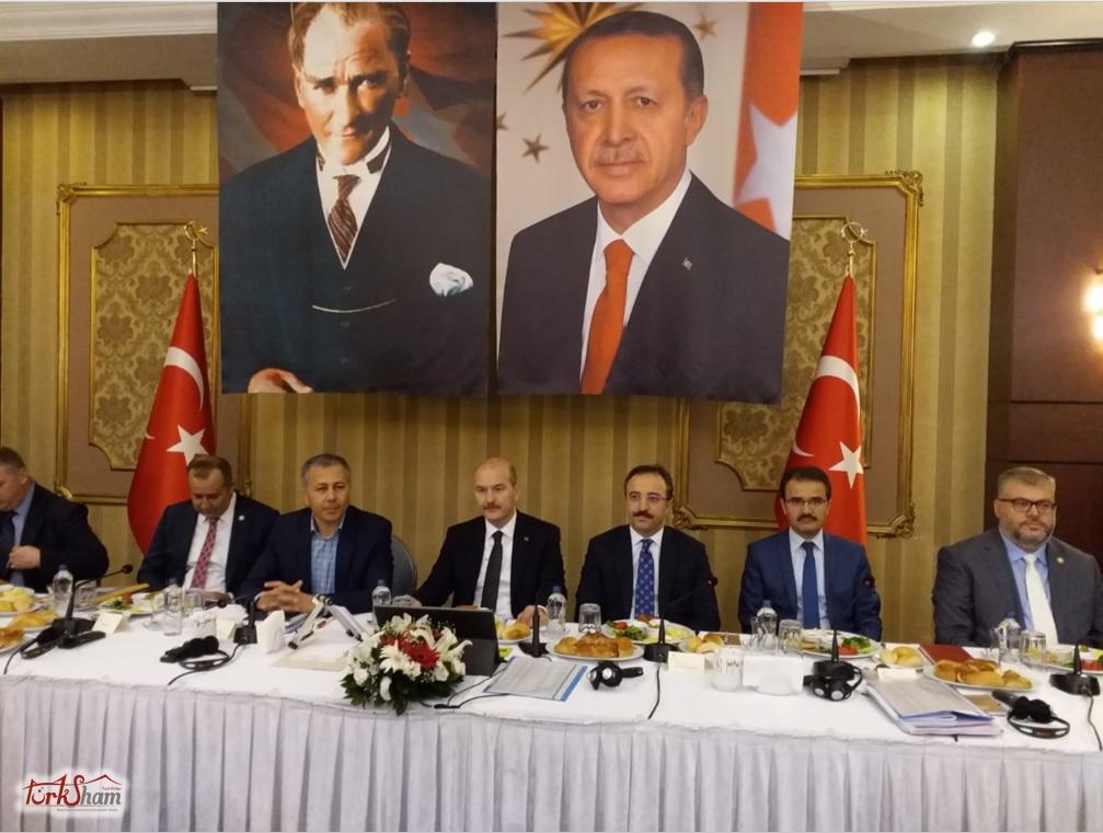 """بعد انتظار طويل وزير الداخلية يؤكد بأن نظام """"الكوتا"""" لن يطبق على السوريين"""