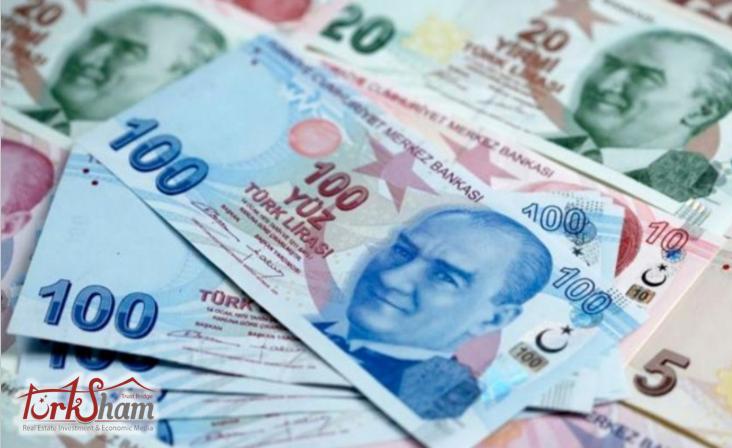 تعافي الليرة التركية  بعد عدة وعكات