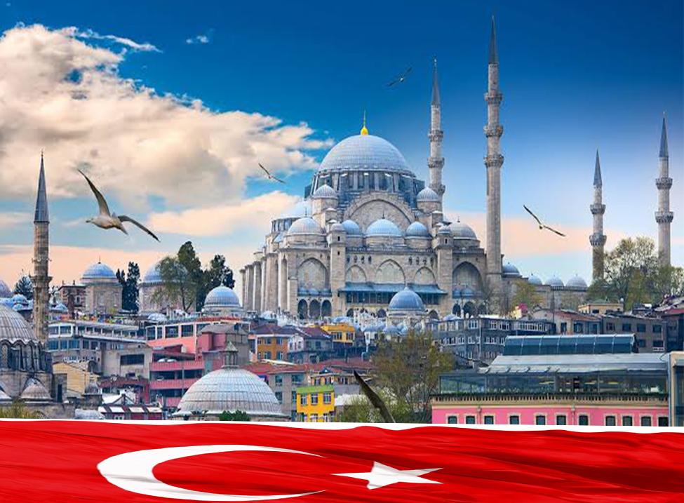 تركيا اصبحت محط انظار مليون شخص حول العالم :