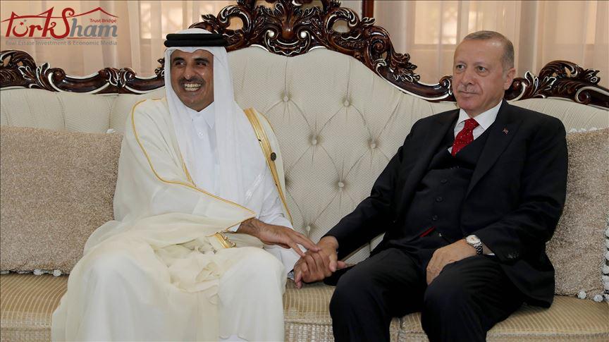 تركيا وقطر توقعان 7 اتفاقيات تعاون