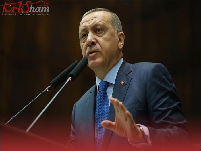 رجب طيب أردوغان : الدولار لن يتحكم في بلادنا وثقة المستثمرين في البلاد مستمرة في الفوز