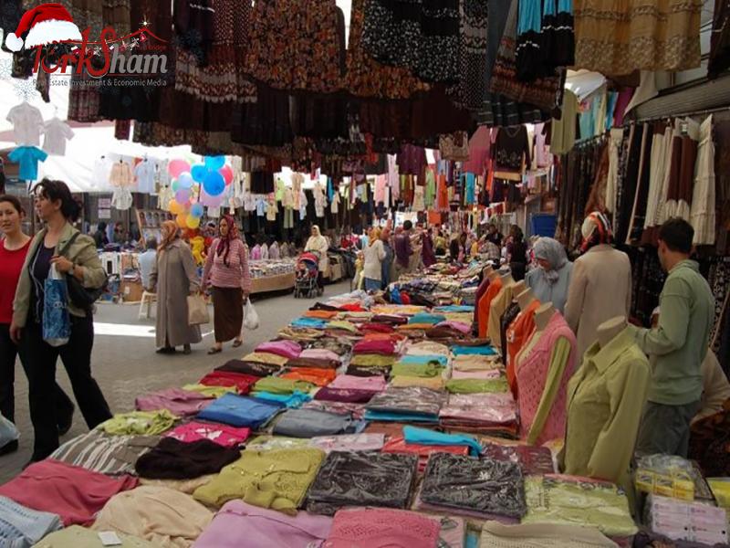 بازار فلسطين يفتتح ابوابه لاستقبال الجاليات العربية في اسطنبول