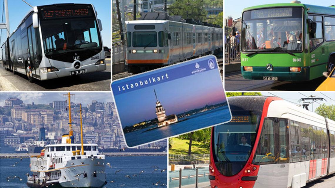 بلدية إسطنبول تُعلن أيام المواصلات المجانية لعام 2020