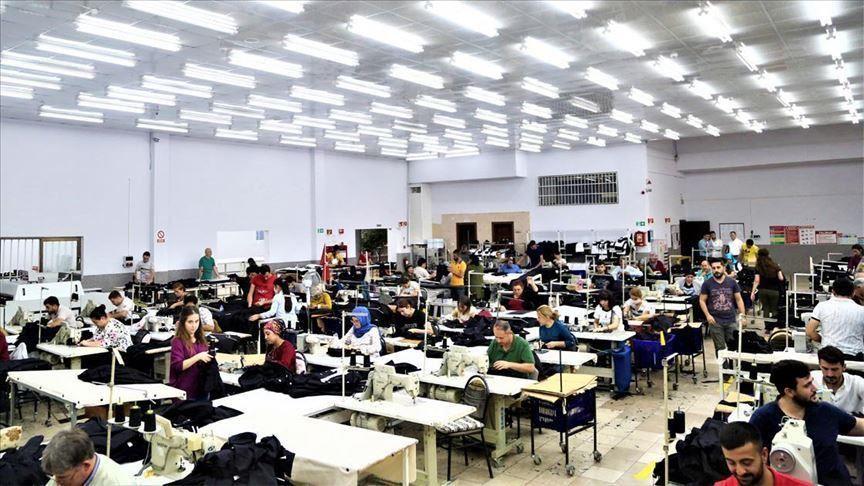 17.7 مليار دولار صادرات تركيا 2019 من الملابس والمنسوجات