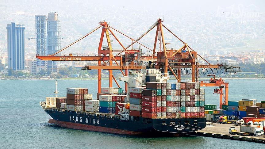ارتفاع الصادرات التركية بنسبة 5.1 في المئة