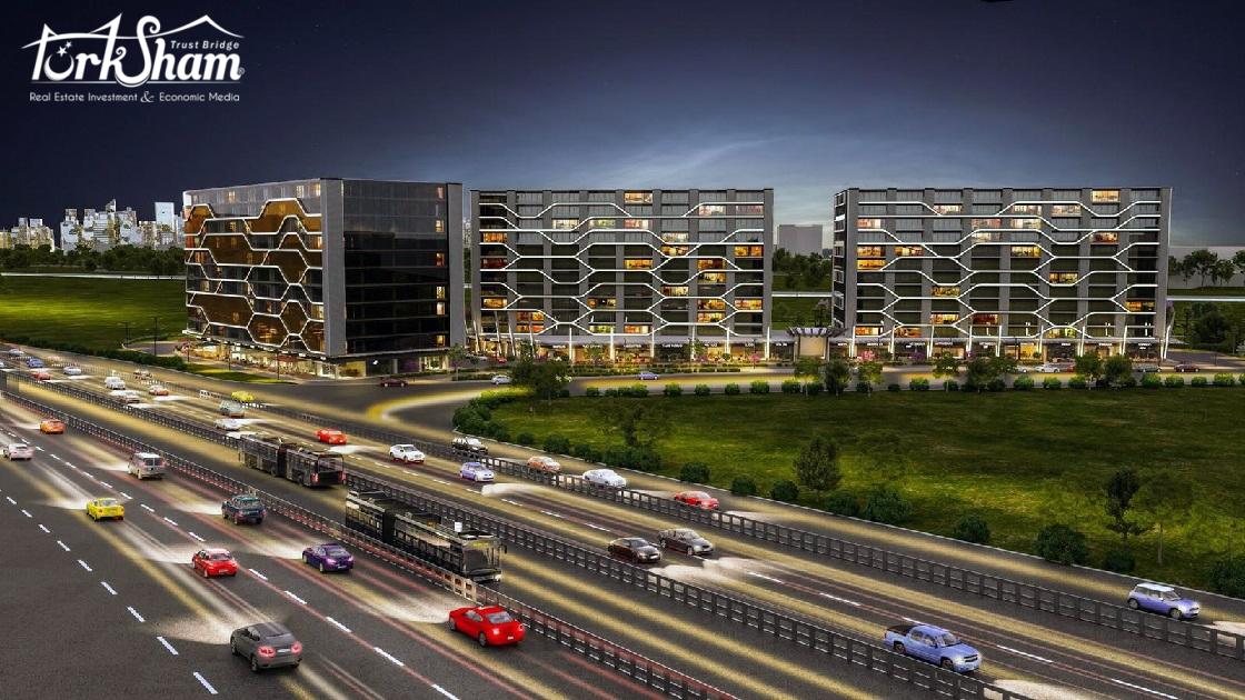 إعلان رقم 211:  مشروع سكني استثماري طلابي في صفاكوي وسط اسطنبول الاوروبية. مصمم بحودة وجمالية عالية. قريب لكل وسائل المواصلات العامة. مميز بوجود جامعة فيه وأبنية سكنية ومكتبية ومتاجر بنفس الوقت.