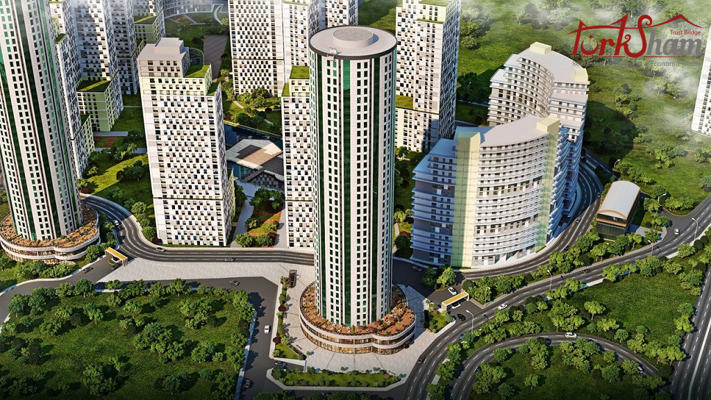 إعلان رقم 300 : بعائد استثماري كبير أستثمر عقارك وتملك في أفخم الأبراج ذات الاطلالات البحرية والبانورامية في إسطنبول الاوربية