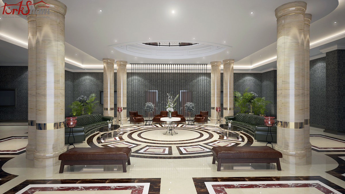 إعلان رقم 301 :  مشروع سكني فندقي